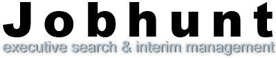 Logo Jobhunt executive search & interim management